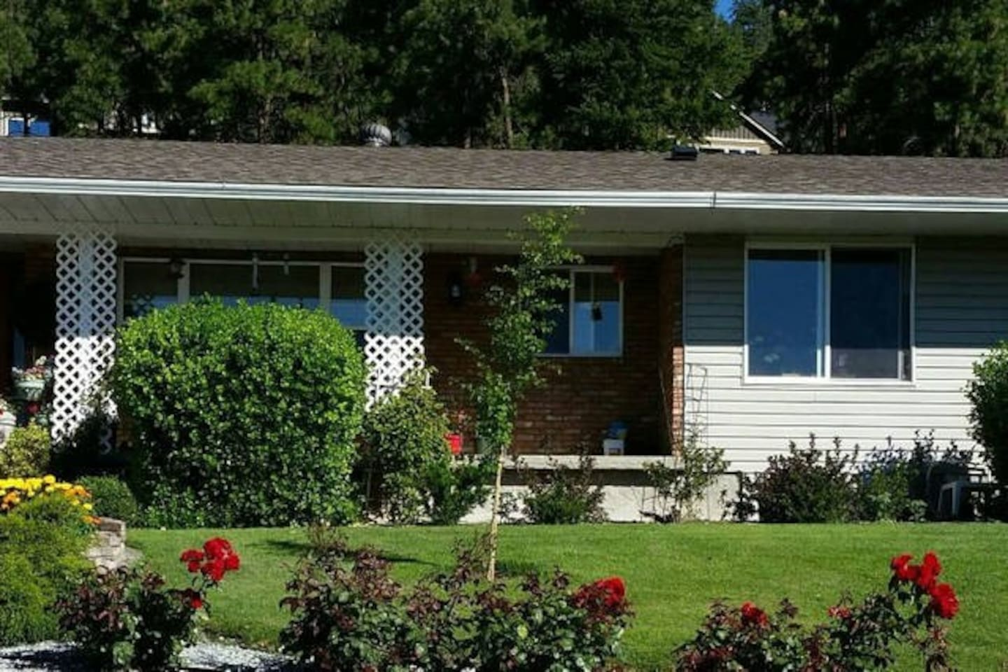 Our home at 150 Portview Avenue, Kelowna, B.C.