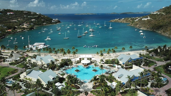 Ring in Spring at the Westin St. John!