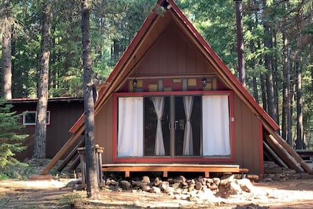 Secluded Get-A-Way: Cabin in the Woods