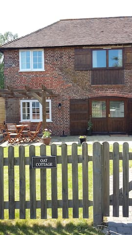 Oat cottage,  chiddingly, Lewes - East Sussex - Casa