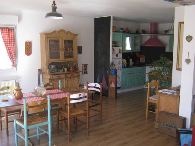 Maison 3 chambres - Haguenau - Casa