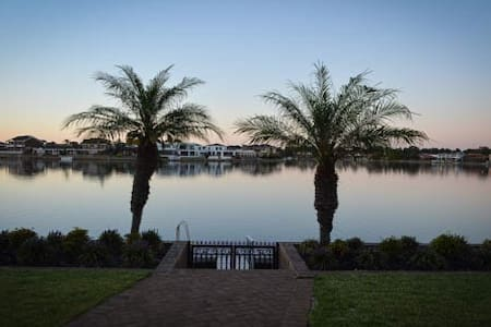 Absolute Lake Front West Lakes Home