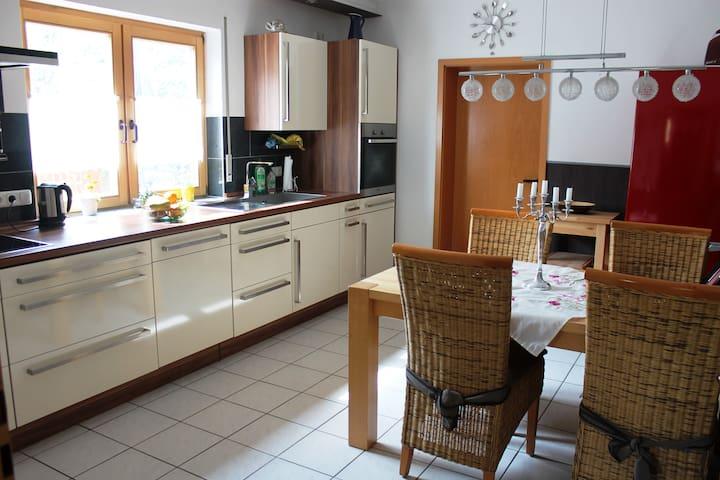 Gemütliche Wohnung mit toller Ausstattung - Aßlar - Apartamento