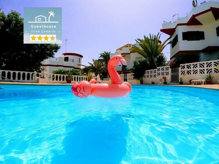 Ferienwohnung/App. für 3 Gäste mit 45m² in Montaña la Data (122347)