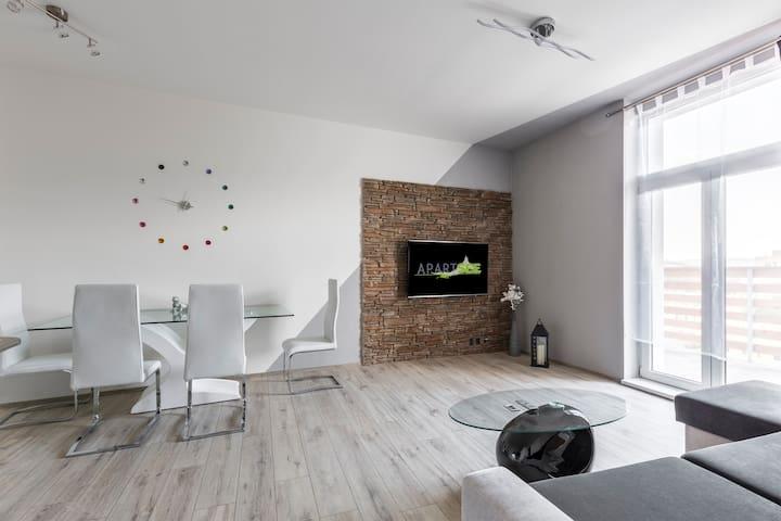 Apartsee Plzeň 1 - Pilsen - อพาร์ทเมนท์