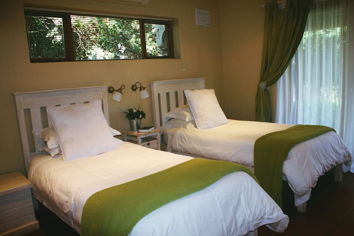 Aan d'Oewer B&B - Iceberg Suite - Citrusdal - Penzion (B&B)