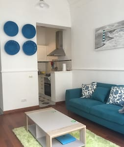 Stunning 2 bed 2 bath cottage in great location - Olhão - Hus