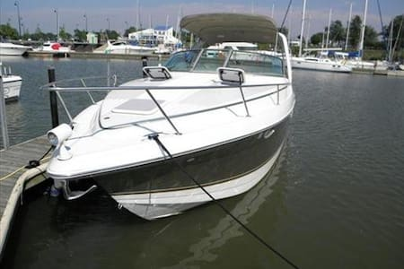 Room type: Entire home/apt Property type: Boat Accommodates: 4 Bedrooms: 1 Bathrooms: 1