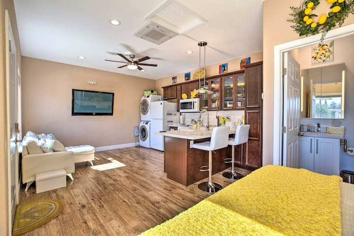 NEW! Modern Sun City Studio Near Deer Valley Golf
