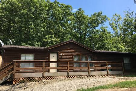 DIY Big Buck Hunting Lodge 120 Acres