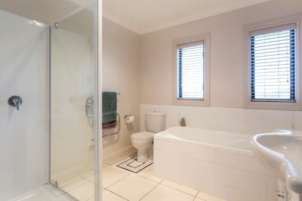 Detached Private Bathroom