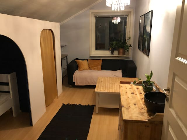 B&B room 3/4 Close to nature, city and university