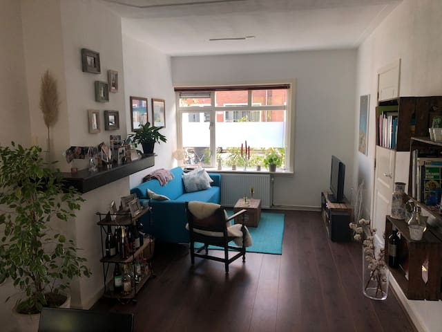 Nice and cosy house in Utrecht with garden