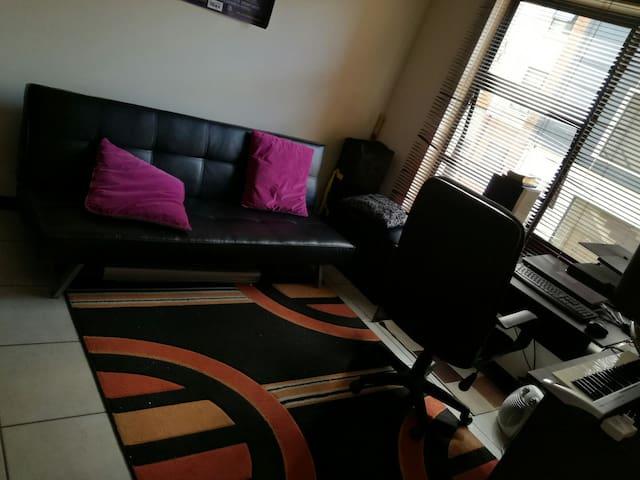 Artist Corner Room