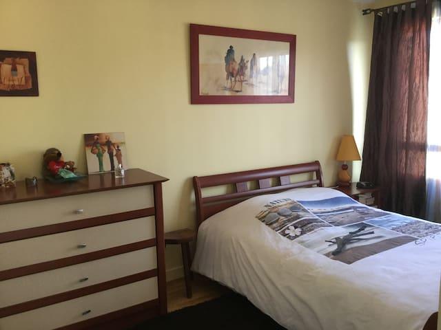 Hébergement confortable avec un accès privilégié - Lyon - Appartement