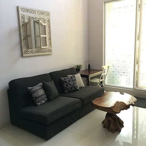 A Compact and Cozy House in a Quite South Jakarta