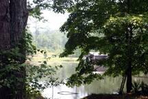 Private Resting area Lakeside
