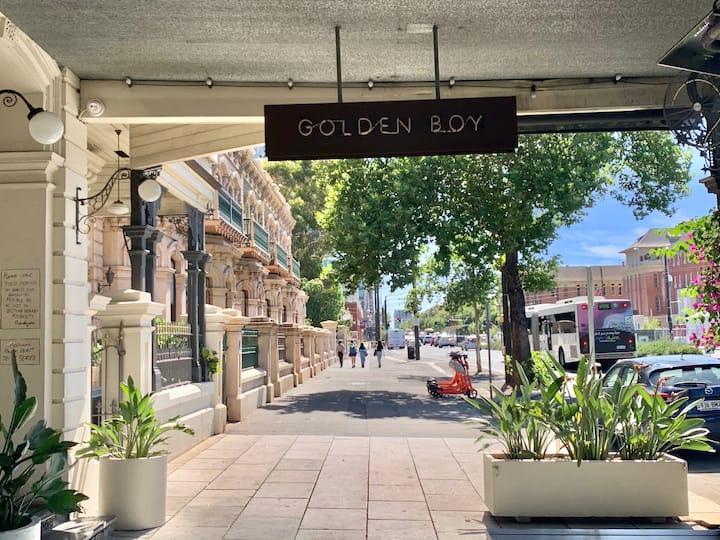 BASEMENT @ BOTANIC - Australian Luxury Stays