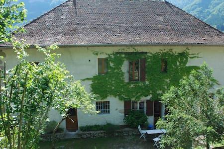 Appartement entier dans une maison en Chartreuse - Saint-Joseph-de-Rivière