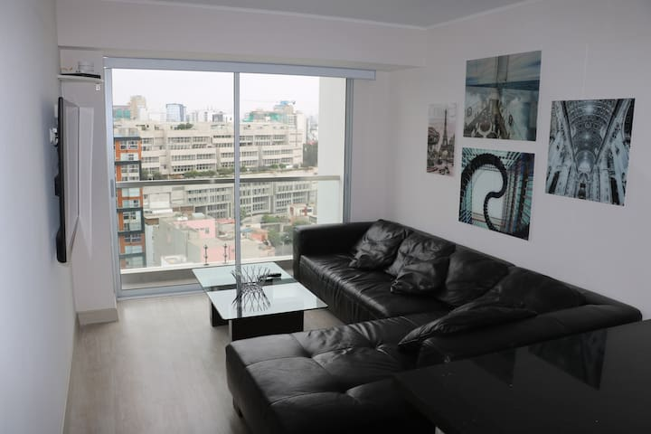 ⭐Modern & Cozy apt ⭐ in Barranco ❤️