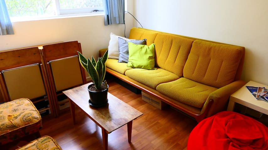 Sunny Room in Footscray Apartment