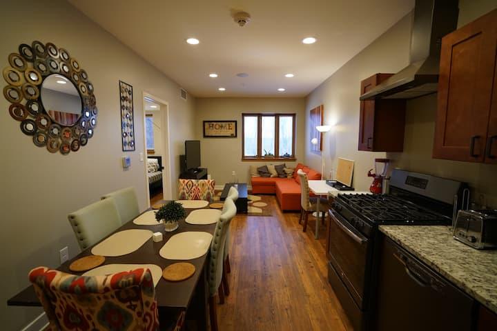 @FallsEdge 9 - Serviced Luxury Suite