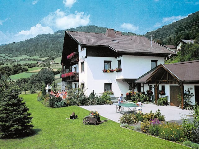 60 m² apartment Appartementhaus Alpenrose