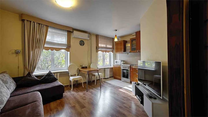 Rent of an apartment in Moscow