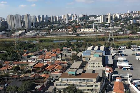 Quarto privativo na Zona Sul de São Paulo