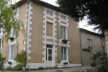 Maison du Moulin on Charente River  - Verteuil-sur-Charente - Haus