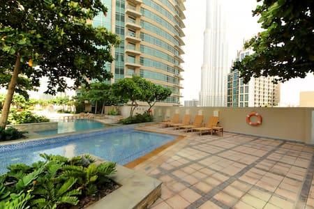 Glamour lifestyle in Dubai Downtown - Dubai - Apartamento