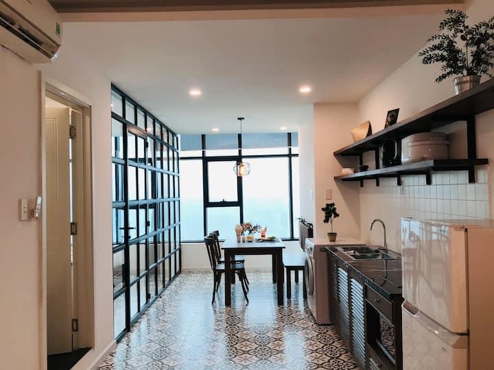 Nomad Luxury Apartment (Deluxe Ocean View)