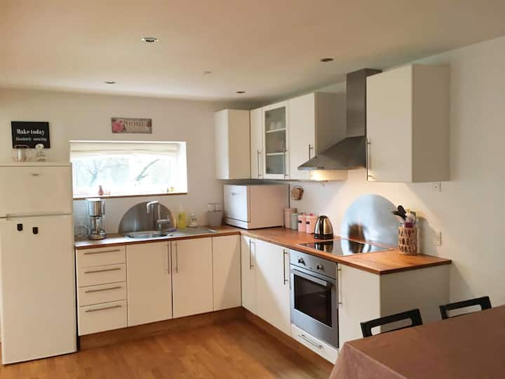 Beautiful apartment in the center of Thorshavn