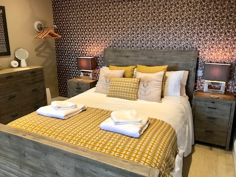 The View, a Luxurious Studio in the Peak District