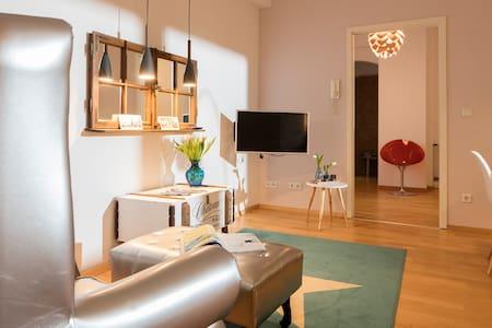 lovely, quiet flat in Heidelberg, free WiFi - Heidelberg - Apartament