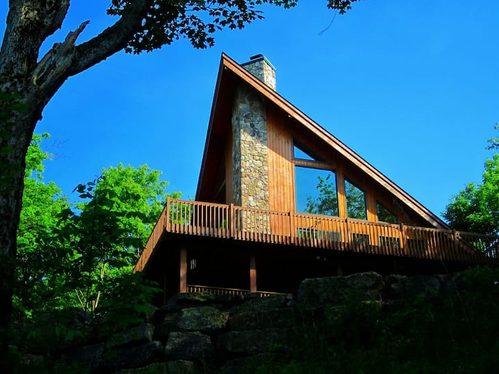 Relax in Gorgeous Adirondack Mountains