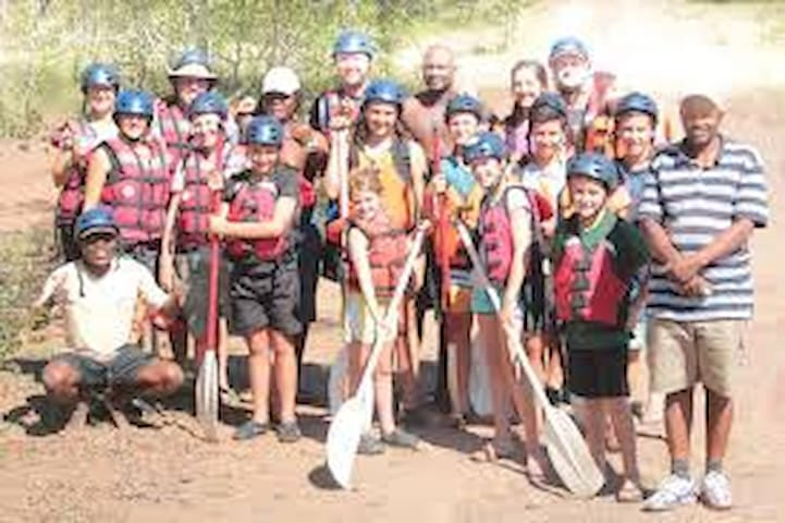Family Rafting Tours