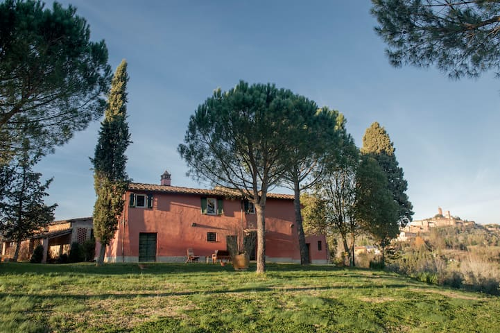 Cosy country house in Tuscany - San Miniato - Casa