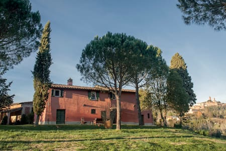 Cosy country house in Tuscany - San Miniato