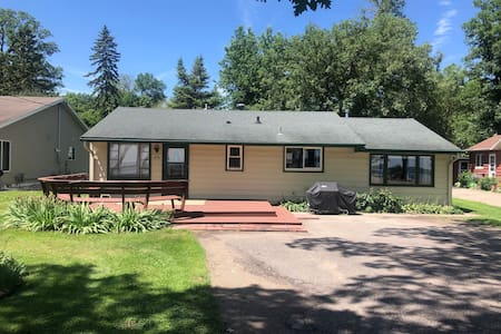 Updated 3 Bed Lake Home, Located on the DL Strip