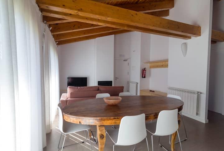 Apartament Gaia molt proper a Vall d'Aran
