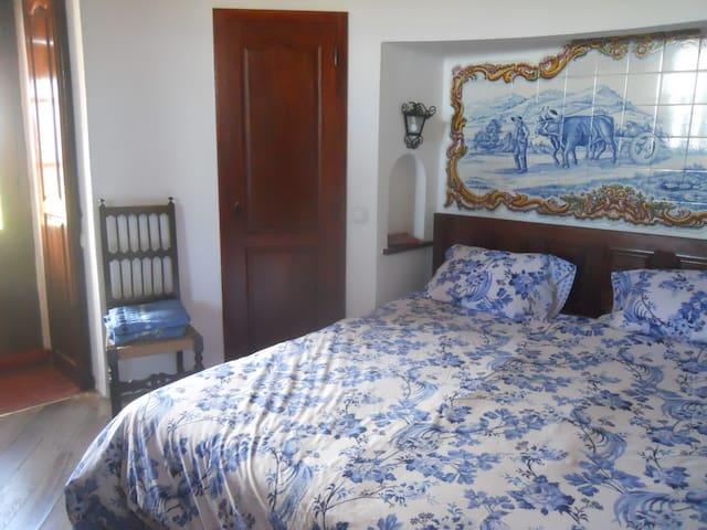 Ensuite Double Bedroom in the Mill.