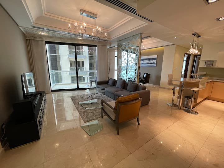 Supreme Two Bedroom with Sea View