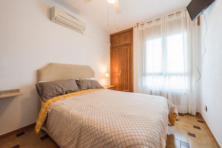 2 Habitaciones  Chalet individual 30min de MADRID.