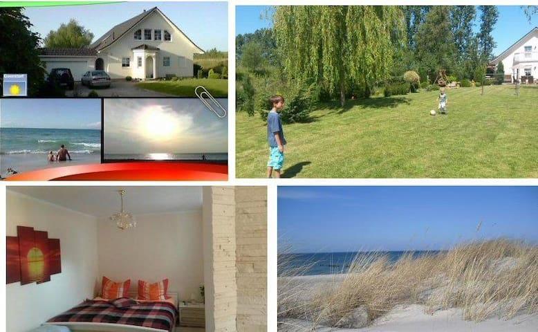 Ruhige Ferienwohnung nahe Ostsee - Bentwisch