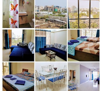 BLISS 15; SANITISED Royal Apartment Near Airport