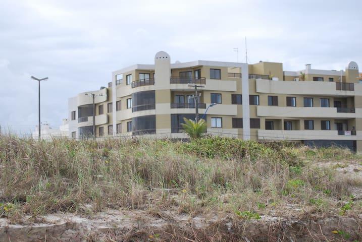 Departamento en frente al mar en Gaivotas/Paraná - Matinhos - Lägenhet