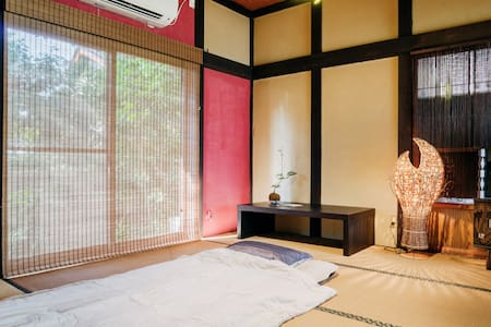 Japanese Exotic Room - Taketoyo, Chita District - Haus