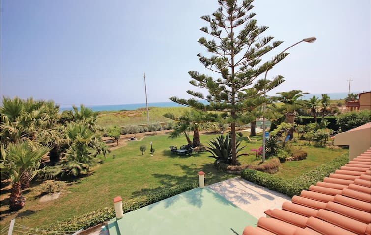 Holiday apartment with 1 bedroom on 46 m² in Butera CL