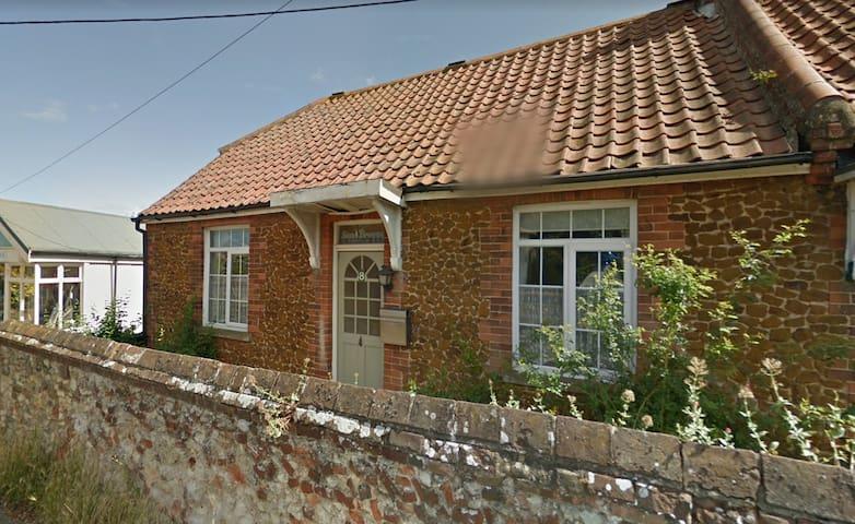 The Cottage, Old Hunstanton